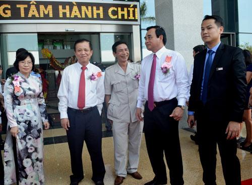 Khánh thành trung tâm hành chính 2.000 tỷ đồng ở Đà Nẵng - 3