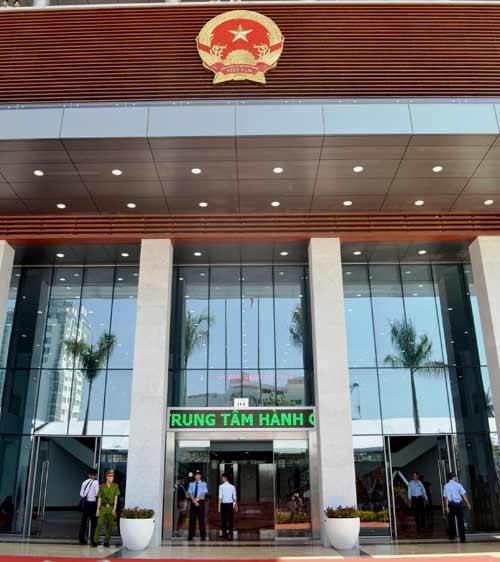 Khánh thành trung tâm hành chính 2.000 tỷ đồng ở Đà Nẵng - 4