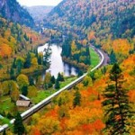 Du lịch - Ngắm mùa thu nhuộm vàng thế giới