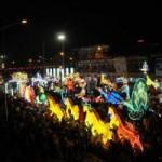 Tin tức trong ngày - 100 đèn lồng khổng lồ hội tụ ở đêm Trung thu lớn nhất VN