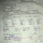 Giáo dục - du học - Bài toán tính gà: Chuyên gia đồng tình với đáp án của giáo viên