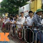 Bóng đá - Xếp hàng từ 2 giờ sáng để mua vé xem U19 Việt Nam