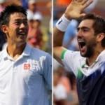 Thể thao - Số 13 may mắn đợi Nishikori và Cilic (CK US Open)