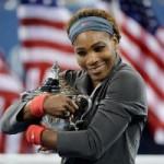 Thể thao - Serena nhảy nhót nhí nhảnh mừng danh hiệu US Open
