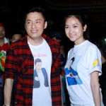 """Ca nhạc - MTV - Lam Trường và vợ sắp cưới """"như hình với bóng"""""""