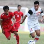 Bóng đá - U-19 Myanmar thật đáng sợ
