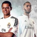 Bóng đá - Real: Chicharito là chuông báo động với Benzema