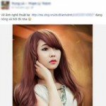 """Thời trang Hi-tech - Cẩn thận trước trò """"Vẽ ảnh nghệ thuật"""" trên Facebook"""