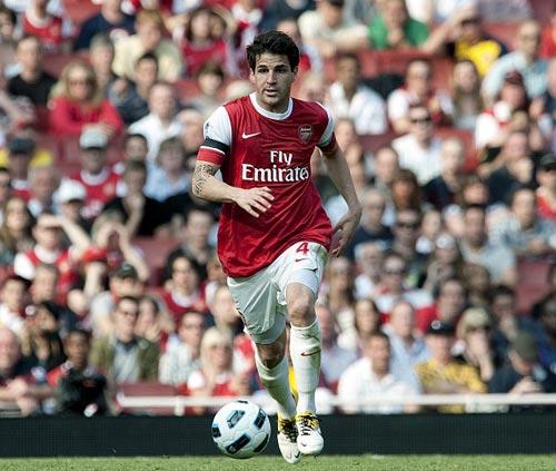 Fabregas hứa đá hết mình khi gặp Arsenal - 1