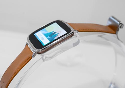 Đồng hồ thông minh Asus ZenWatch: Cổ điển và lịch lãm - 2