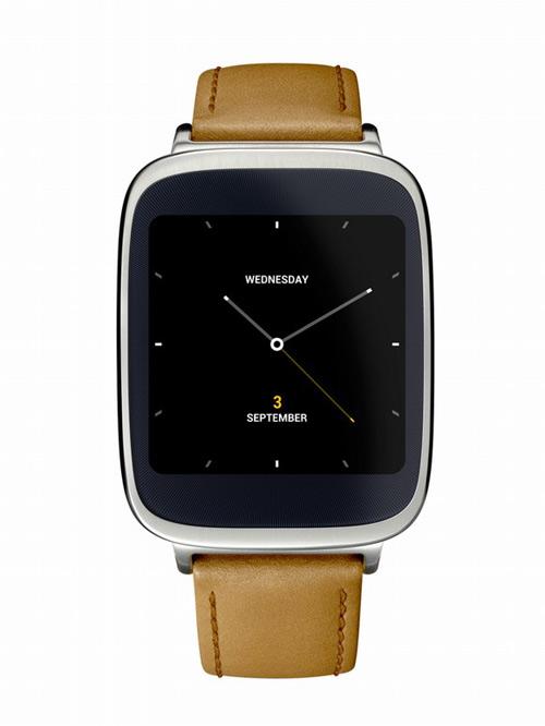 Đồng hồ thông minh Asus ZenWatch: Cổ điển và lịch lãm - 3