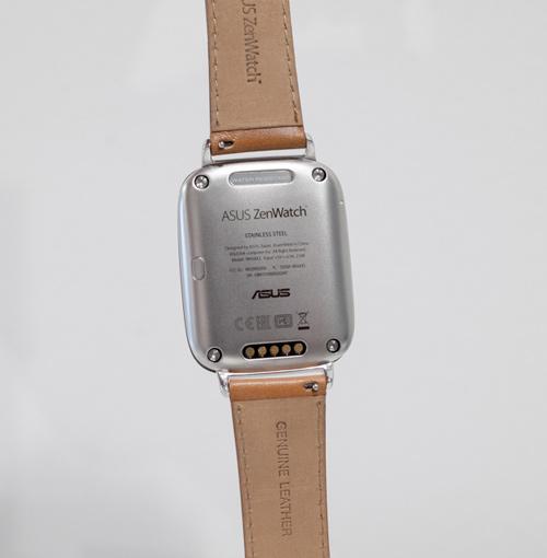 Đồng hồ thông minh Asus ZenWatch: Cổ điển và lịch lãm - 5