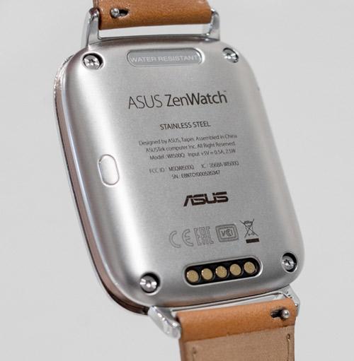 Đồng hồ thông minh Asus ZenWatch: Cổ điển và lịch lãm - 6