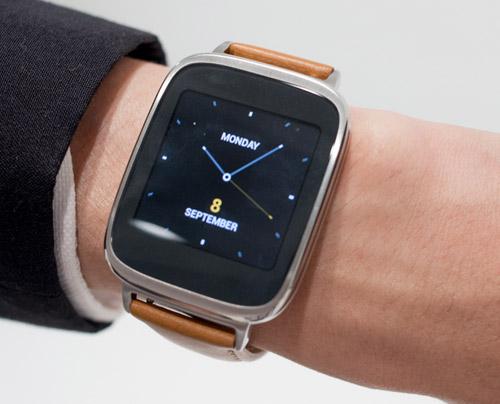 Đồng hồ thông minh Asus ZenWatch: Cổ điển và lịch lãm - 7