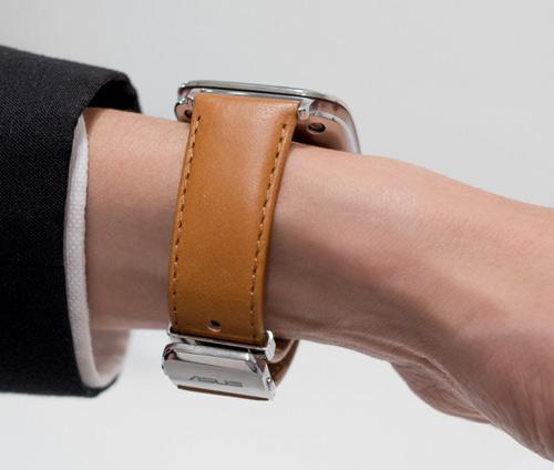 Đồng hồ thông minh Asus ZenWatch: Cổ điển và lịch lãm - 8