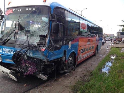 Khởi tố tài xế xe khách vụ trung tướng CA tử nạn - 1