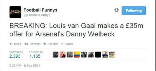 Welbeck tỏa sáng: Van Gaal liệu có hối hận? - 6