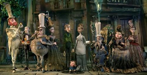 Hội quái hộp: Bộ phim gia đình hài hước và độc đáo - 2