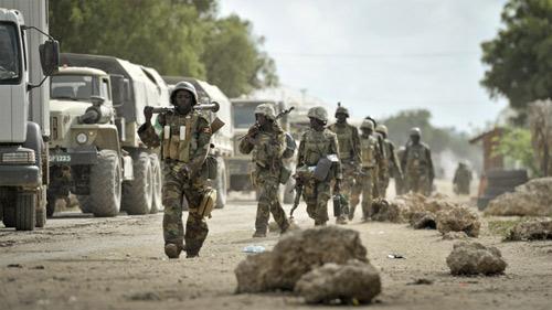 Lính gìn giữ hòa bình hiếp dâm hàng loạt ở Somalia - 1