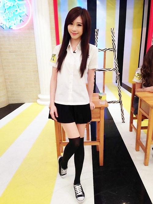 """Đài Loan sẽ """"xóa sổ"""" váy đồng phục nữ sinh - 4"""