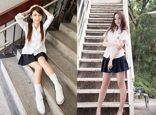 """Đài Loan sẽ """"xóa sổ"""" váy đồng phục nữ sinh - 3"""
