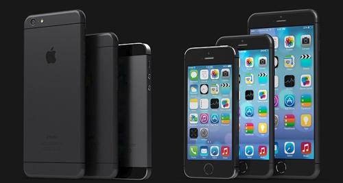 iPhone 6 Plus là tên của phiên bản 5.5 inch - 2