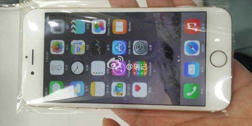 iPhone 6 Plus là tên của phiên bản 5.5 inch - 1