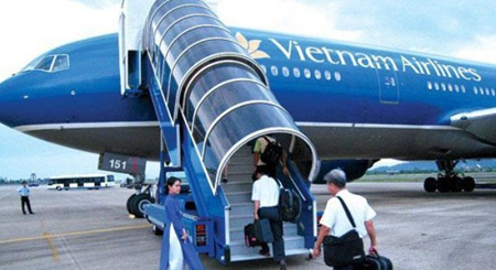 Máy bay Vietnam Airlines bị đe dọa khủng bố ở Úc - 1