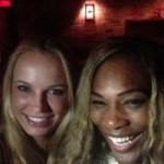 """Thể thao - Tin HOT 9/9: Serena """"bay đêm"""" cùng Wozniacki"""