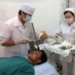 Sức khỏe đời sống - Cứu sống một người bị chỉa ghim vào sọ