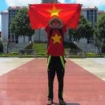 Bạn trẻ - Cuộc sống - Chàng trai 9x đạp xe xuyên Việt gây quỹ từ thiện