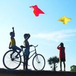 Bạn trẻ - Cuộc sống - Tuổi thơ thả diều trên đồng