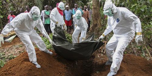 Đại dịch Ebola: 200 người chết một ngày - 1