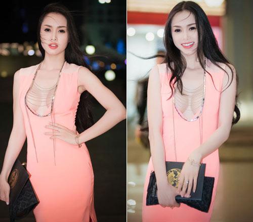 Những bộ ngực đẹp nhất Việt Nam của mỹ nhân Việt - 1