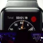Công nghệ thông tin - Đồng hồ thông minh Apple Watch chính thức trình làng