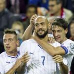 Bóng đá - Na Uy - Italia: 3 điểm dễ dàng