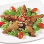 Ẩm thực - Mực chiên xốt patê siêu ngon cho người ăn chay