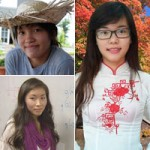 """Giáo dục - du học - Những nữ sinh Việt học giỏi Toán nhất nhì trời """"Tây"""""""