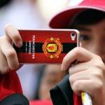 Bóng đá - Iphone 6 - chiếc điện thoại hoàn hảo cho fan MU