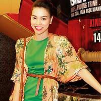 """May áo khoác kimono """"dễ như ăn kẹo"""""""