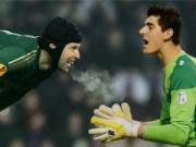 Bóng đá - Courtois ký hợp đồng mới, Cech hết cửa ở Chelsea