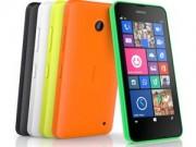Microsoft giảm giá bán Nokia Lumia 630