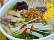 Ẩm thực - Bún thang Hà Nội, ăn rồi không quên!