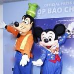 """Phim - Loạt """"sao"""" hoạt hình Disney lần đầu diễn tại Việt Nam"""