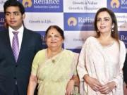 5 nhà tài phiệt giàu nhất Ấn Độ