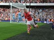 Bóng đá - Arsenal - Man City: Đôi công nghẹt thở