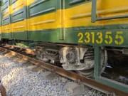 Tắc đường sắt Bắc - Nam do tàu hàng trật bánh