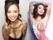 4 người mẫu xăm trổ gốc Việt gây sốt vì quá gợi cảm
