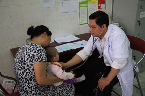 Từ 15/9, trẻ được tiêm miễn phí vắc xin sởi - 1
