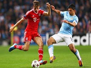 Trước lượt đầu cúp C1: Thâm thù Anh – Đức